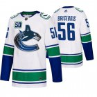 Cheap Adidas Canucks #40 Elias Pettersson Blue Alternate Authentic Stitched NHL Jersey