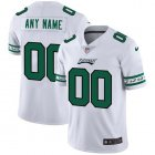 Cheap Men's Philadelphia Eagles Custom Nike White Team Logo Vapor Limited NFL Jersey