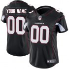 Cheap Nike Arizona Cardinals Customized Black Alternate Stitched Vapor Untouchable Limited Women's NFL Jersey
