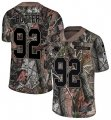 Cheap Nike Panthers #92 Vernon Butler Camo Youth Stitched NFL Limited Rush Realtree Jersey