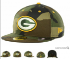 Cheap Green Bay Packers fitted hats 11