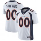 Cheap Nike Denver Broncos Customized White Stitched Vapor Untouchable Limited Youth NFL Jersey