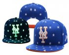 Cheap MLB New York Mets Snapback Ajustable Cap Hat YD 4