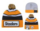 Cheap Pittsburgh Steelers Beanies YD009