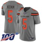 Cheap Nike Browns #13 Odell Beckham Jr White Youth Stitched NFL New Elite Jersey