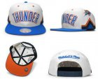 Cheap NBA Oklahoma City Thunder Adjustable Snapback Cap SJ38980