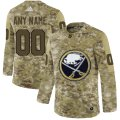 Cheap Men's Adidas Sabres Personalized Camo Authentic NHL Jersey