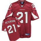 Cheap Cardinals #21 Patrick Peterson Red Stitched NFL Jersey
