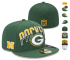 Cheap Green Bay Packers fitted hats 05
