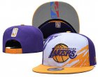 Cheap 2021 NBA Los Angeles Lakers Hat GSMY322
