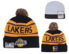 Cheap Los Angeles Lakers Beanies YD003