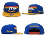 Cheap NBA Denver Nuggets Adjustable Snapback Cap SJ38986
