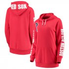 Cheap Boston Red Sox G-III 4Her by Carl Banks Women's 12th Inning Pullover Hoodie Red