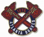 Cheap Stitched MLB Atlanta Braves Alternate Home Sleeve Patch