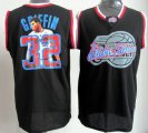 Cheap Los Angeles Clippers #32 Blake Griffin Black Notorious Fashion Jersey