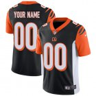Cheap Nike Cincinnati Bengals Customized Black Team Color Stitched Vapor Untouchable Limited Men's NFL Jersey