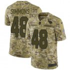 Cheap Nike Cardinals #48 Isaiah Simmons Camo Youth Stitched NFL Limited 2018 Salute To Service Jersey