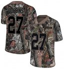 Cheap Nike Ravens #27 J.K. Dobbins Camo Youth Stitched NFL Limited Rush Realtree Jersey