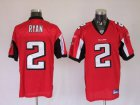 Cheap Falcons #2 Matt Ryan Red Stitched NFL Jersey