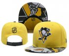 Cheap Pittsburgh Penguins Snapback Ajustable Cap Hat YD 1
