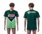 Cheap Club De Futbol America Blank Green Soccer Club Jersey