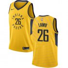 Cheap Nike Pacers #26 Jeremy Lamb Gold NBA Swingman Statement Edition Jersey