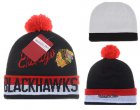 Cheap Chicago Blackhawks Beanies YD003