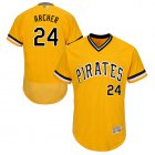 Cheap Pirates #24 Chris Archer Gold Flexbase Authentic Collection Stitched MLB Jersey