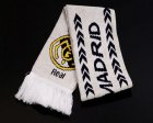 Cheap Real Madrid Soccer Football Scarf White