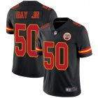 Cheap Nike Chiefs #50 Willie Gay Jr. Black Youth Stitched NFL Limited Rush Jersey