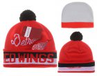 Cheap Detroit Red Wings Beanies YD001