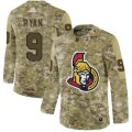Cheap Men's Ottawa Senators Black Camo Stack T-Shirt