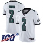 Cheap Nike Eagles #26 Jay Ajayi White Youth Stitched NFL Vapor Untouchable Limited Jersey