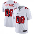 Cheap Nike Houston Texans Customized White Team Big Logo Vapor Untouchable Limited Jersey
