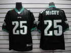 Cheap Eagles #25 LeSean McCoy Black Stitched NFL Jersey