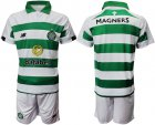 Cheap Celtic Blank Home Soccer Club Jersey