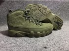 Cheap Air Jordan 9 Retro Shoes All Green