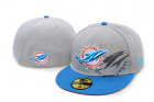 Cheap Miami Dolphins fitted hats 09