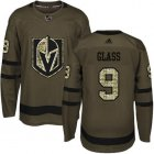 Cheap Adidas Golden Knights #9 Cody Glass Green Salute to Service Stitched Youth NHL Jersey