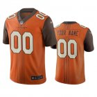 Cheap Cleveland Browns Custom Brown Vapor Limited City Edition NFL Jersey