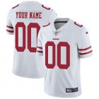 Cheap Nike San Francisco 49ers Customized White Stitched Vapor Untouchable Limited Youth NFL Jersey