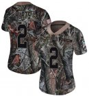 Cheap Nike Eagles #2 Jalen Hurts Camo Women's Stitched NFL Limited Rush Realtree Jersey