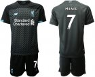 Cheap Liverpool #7 Milner Third Soccer Club Jersey
