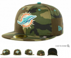 Cheap Miami Dolphins fitted hats 07