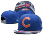 Cheap MLB Chicago Cubs Snapback Ajustable Cap Hat GS