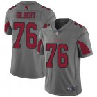 Cheap Nike Cardinals #76 Marcus Gilbert Silver Youth Stitched NFL Limited Inverted Legend Jersey