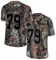 Cheap Nike Lions #79 Kenny Wiggins Camo Youth Stitched NFL Limited Rush Realtree Jersey