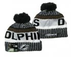 Cheap Miami Dolphins Beanies Hat 3