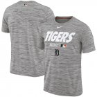 Cheap Detroit Tigers Nike Authentic Collection Velocity Team Issue Performance T-Shirt Gray