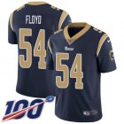 Cheap Nike Rams #54 Leonard Floyd Navy Blue Team Color Youth Stitched NFL 100th Season Vapor Untouchable Limited Jersey